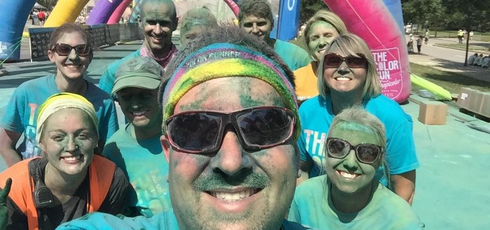 TSBDF and The Color Run Night