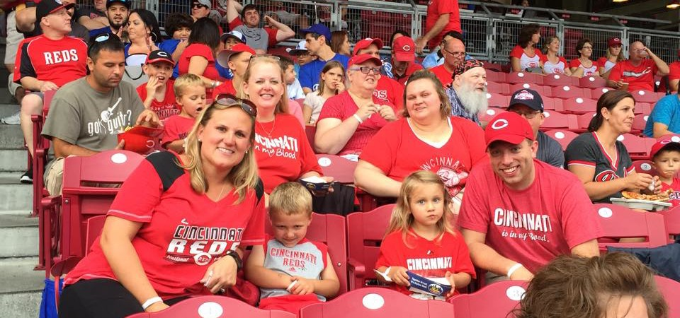 TSBDF & SWOHF Family Education Evening at Great American Ballpark