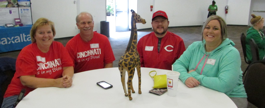 TSBDF Family Education Day at the Cincinnati Zoo