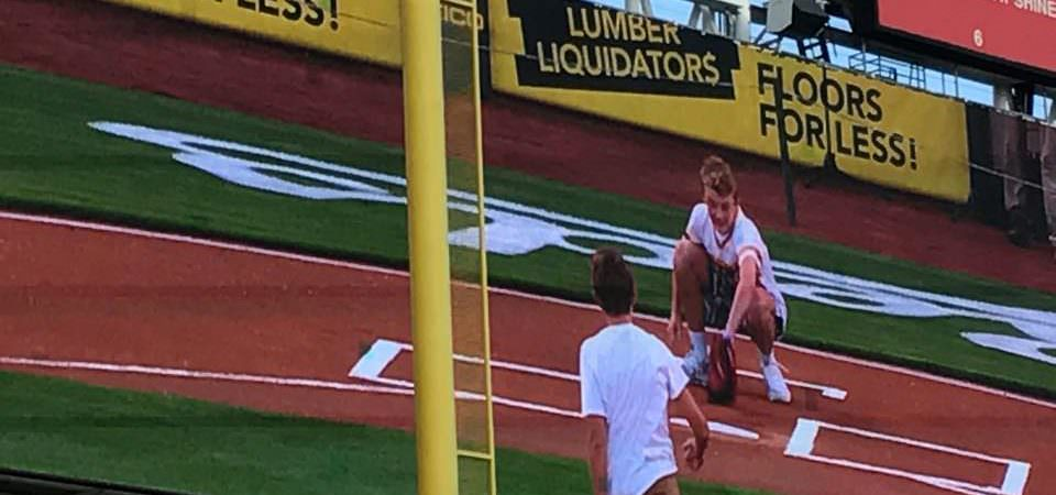 TSBDF Family Education Night & 1st Pitch at Great American Ballpark